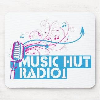 Music Hut Radio 1 Mouse Pad