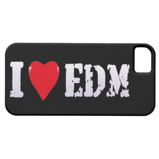 Music - I Heart EDM - iPhone Case iPhone 5 Cover