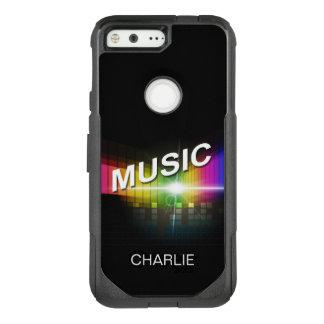 Music Illustration custom monogram phone cases