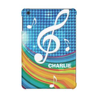 Music Illustration custom name device cases iPad Mini Retina Case