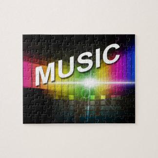 Music Illustration puzzle