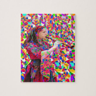 Music in Color Jigsaw Puzzle