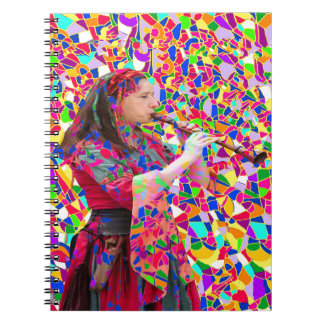 Music in Color Note Books