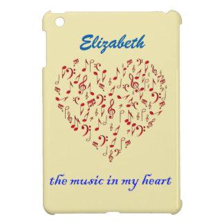 music in my heart iPad mini case