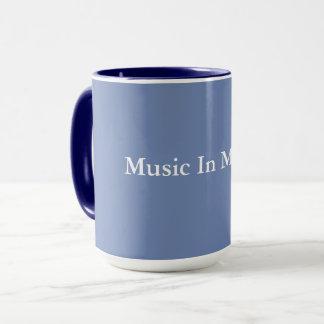 Music In My Life - Coffee Mug