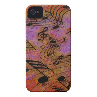 MUSIC IN THE AIR iPhone 4 Case-Mate Case