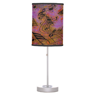 MUSIC IN THE AIR TABLE LAMP
