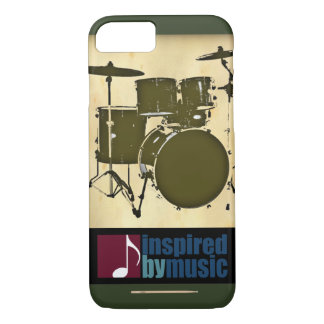 music inspired - a drum iPhone 7 case
