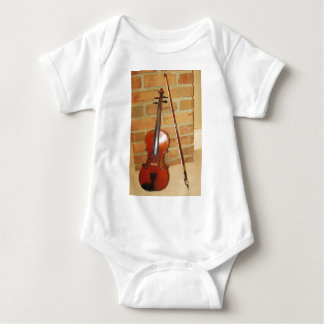 Music  Instruments Baby Bodysuit