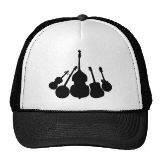 MUSIC INSTRUMENTS-HAT TRUCKER HAT