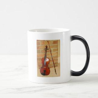 Music  Instruments Magic Mug