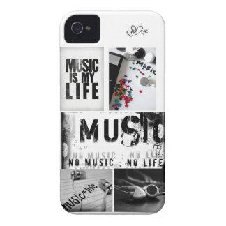 Music iPhone4 Case