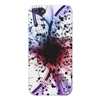 Music iPhone 5 Cover