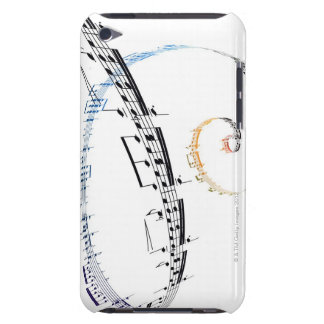 Music is Based on Fanataisie Barely There iPod Cover