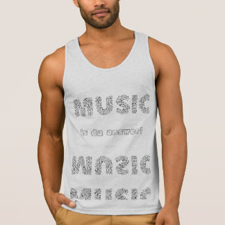Music is da answer