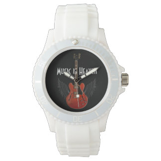 Music is Heaven Women's Sports Watch