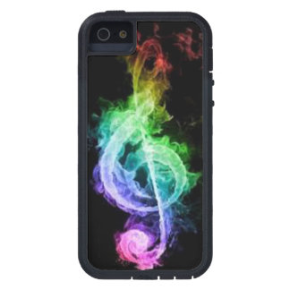 Music Is Life Art Tough Xtreme iPhone 5/5s Case
