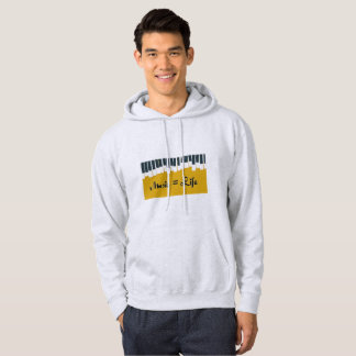 Music is life. hoodie