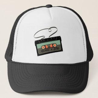 Music is Life Trucker Hat