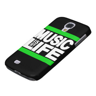 Music is My Life Green