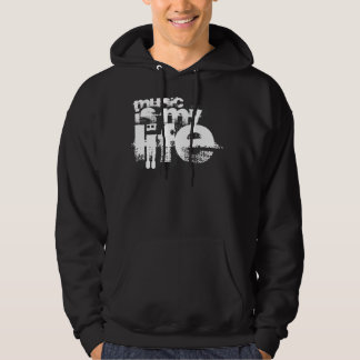 Music is my life Hoodies