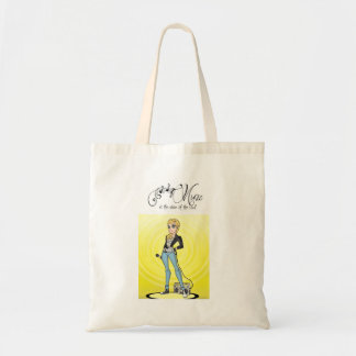 Music is the Voice of the Soul Tote