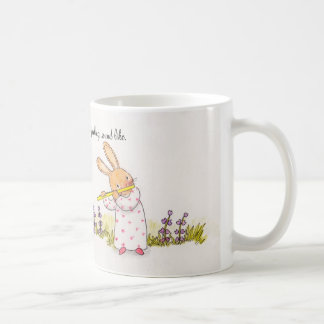 Music is what feelings sound like. coffee mug