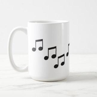 Music Is What Feelings Sound Like Coffee Mug