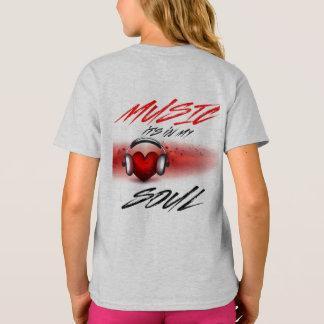 Music (It's In My Soul) T-Shirt