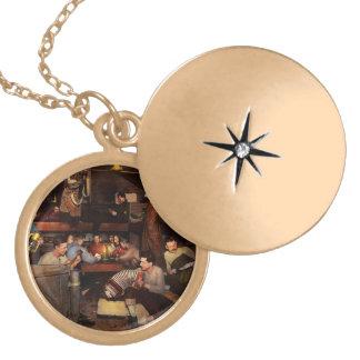 Music - Jam Session 1918 Locket Necklace