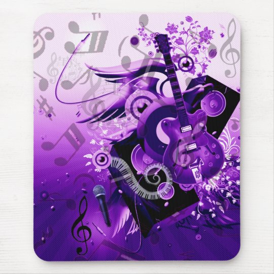 Music Journey_ Mouse Pad