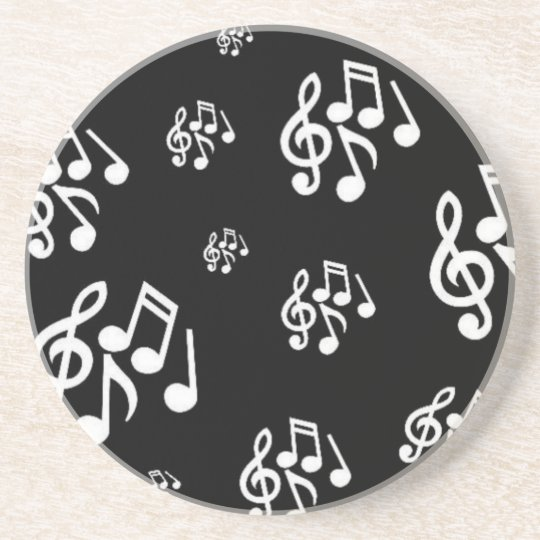 Music Keys Coaster