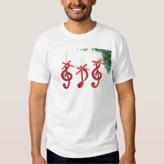 Music Keys T Shirts