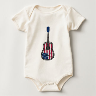 Music Lives in Me Baby Bodysuit