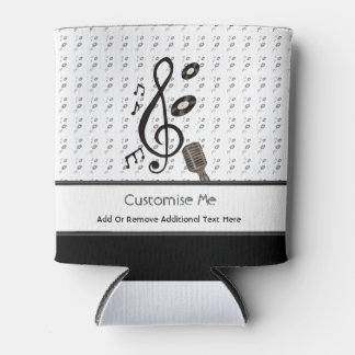 Music Lover Can Cooler