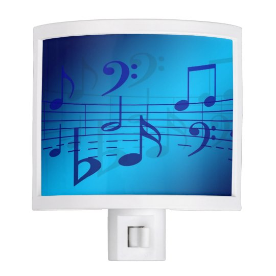 Music Lover Night Light