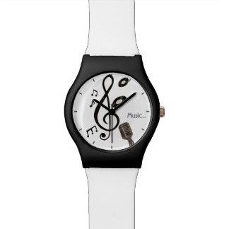 Music Lover Wristwatch