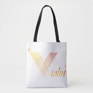 Music lovers bag
