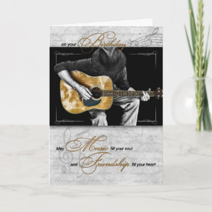 Guitar Themed Birthday Gifts On Zazzle CA