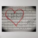 Music Lovers canvas print