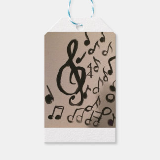 Music Lovers Delight Pack Of Gift Tags
