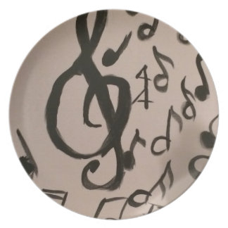 Music Lovers Delight Plate