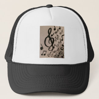 Music Lovers Delight Trucker Hat