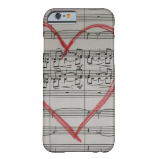 Music Lovers iPhone 6 case