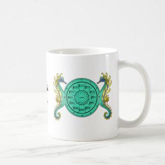 Music Magic with Circle of Fifths Coffee Mug