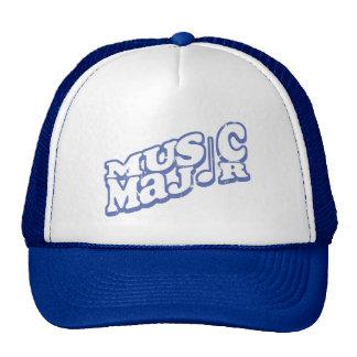 Music  Major Blue - Customized Trucker Hat