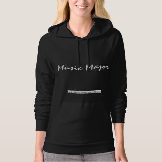 Music Major Hoodie