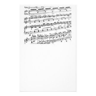 Music Major/Student/Teacher Stationery