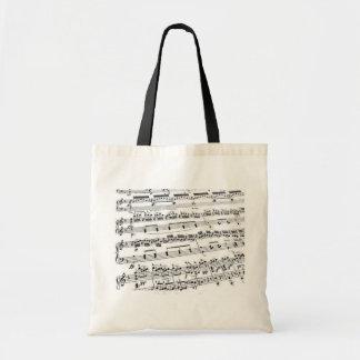 Music Major/Student/Teacher Tote Bag