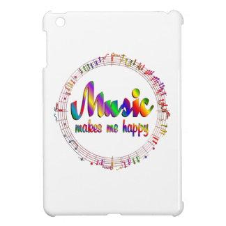 Music Makes Me Happy iPad Mini Case